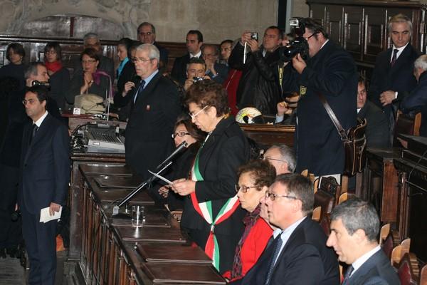 """Le celebrazioni del Centenario e la mostra fotografica """"La Napoli di Maurizio"""" 15 Novembre 2009"""