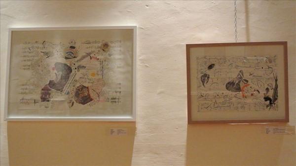 Incontro con Sylvano Bussotti e mostra di Luigi Esposito  Maggio 2013