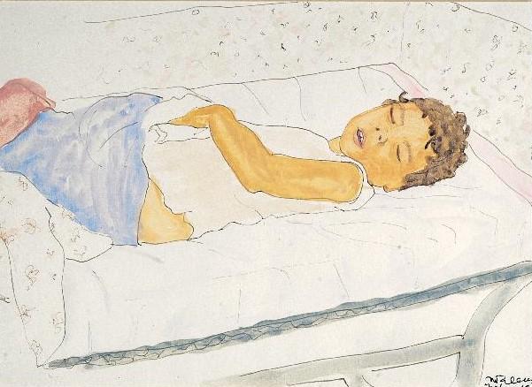 Lucia-che-dorme