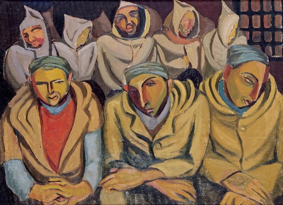 Prigionieri-politici - Maurizio Valenzi