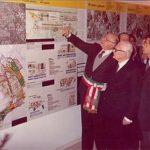 Col Presidente Sandro Pertini - Piano di ricostruzione post-terremoto