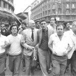 Manifestazione per Italsider 1982